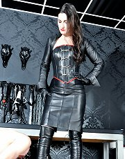 Leather Goddess