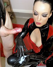 Rubber Fetish Sex